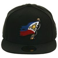 e83d7911d4d Hat Club Exclusive Shipwrecked Pride Filipino Fitted Hat
