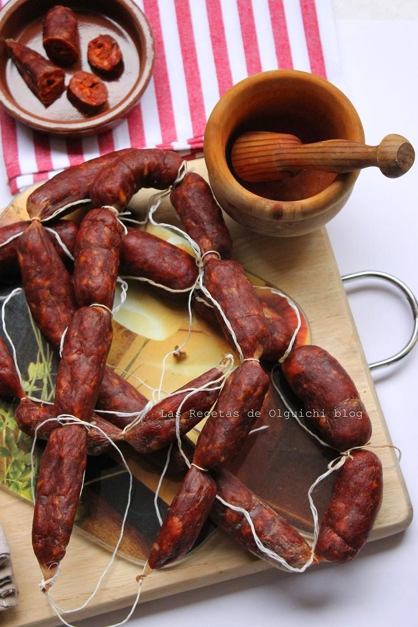 pin chorizos caseros on - photo #13