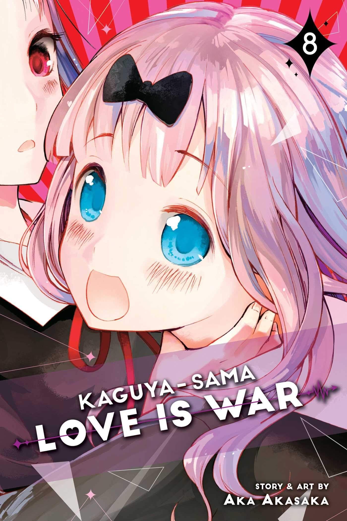 Kaguyasama Love Is War, Vol. 8 Paperback May 7, 2019,