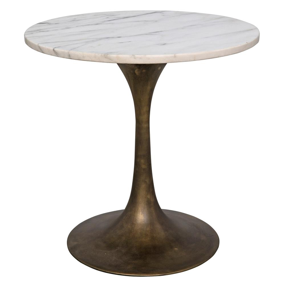 french belle epoque cast iron bistro table with marble top in 2019 rh pinterest com