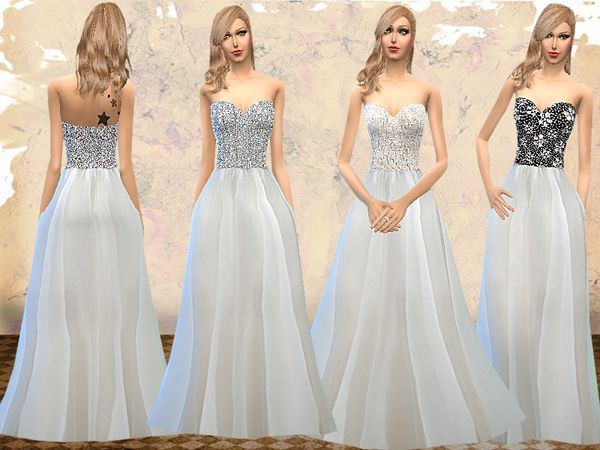 Sims 4 prom dress locations