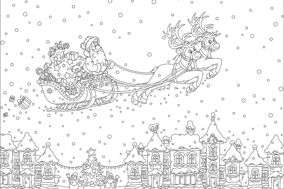 Pin by Joni Marie on Christmas Printable pages, borders
