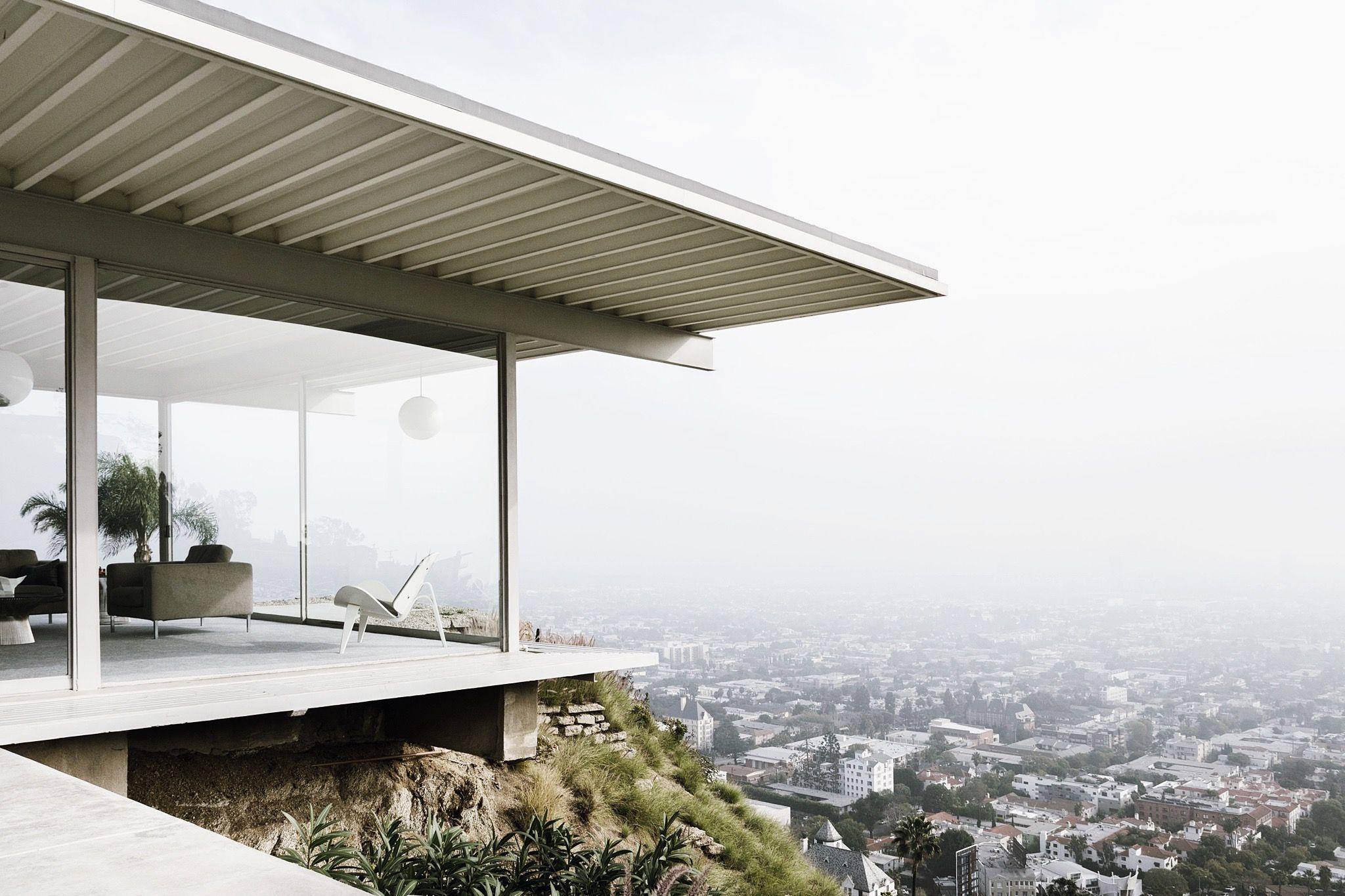 February 6 2013 8 50 Am Jamesguerrisi Vsco Grid Case Study Houses Architecture Building Design Glass House