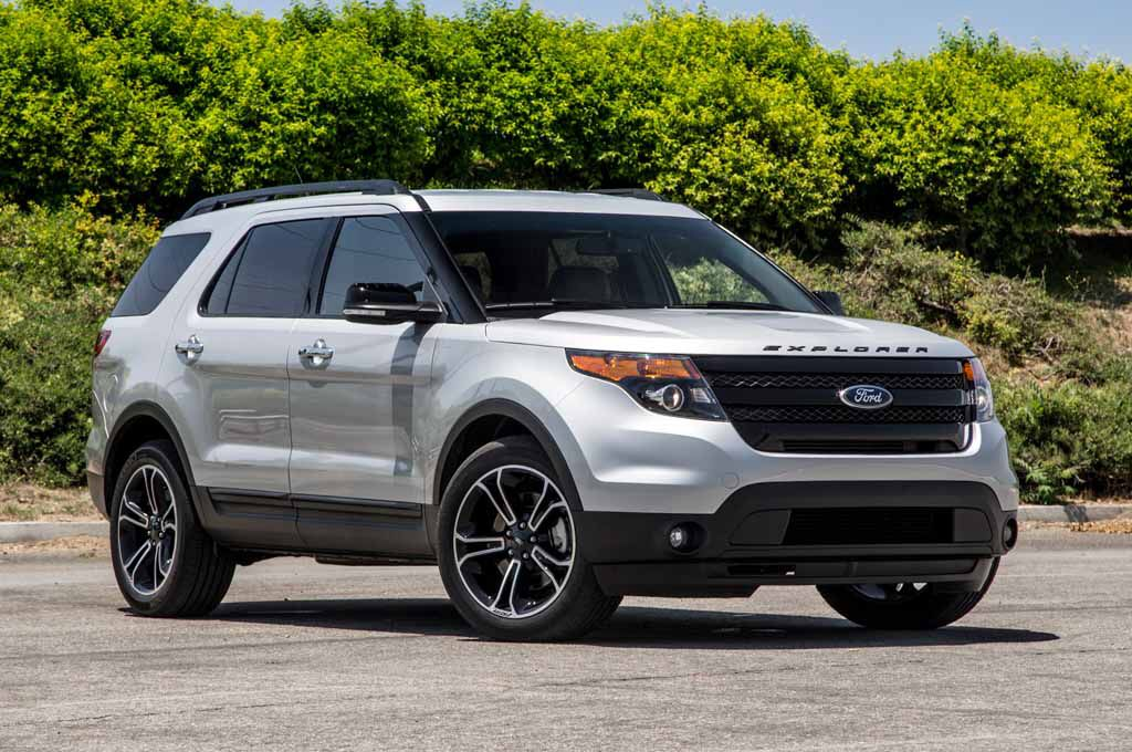 2015 FORD EXPLORER... Next year is the year of our new