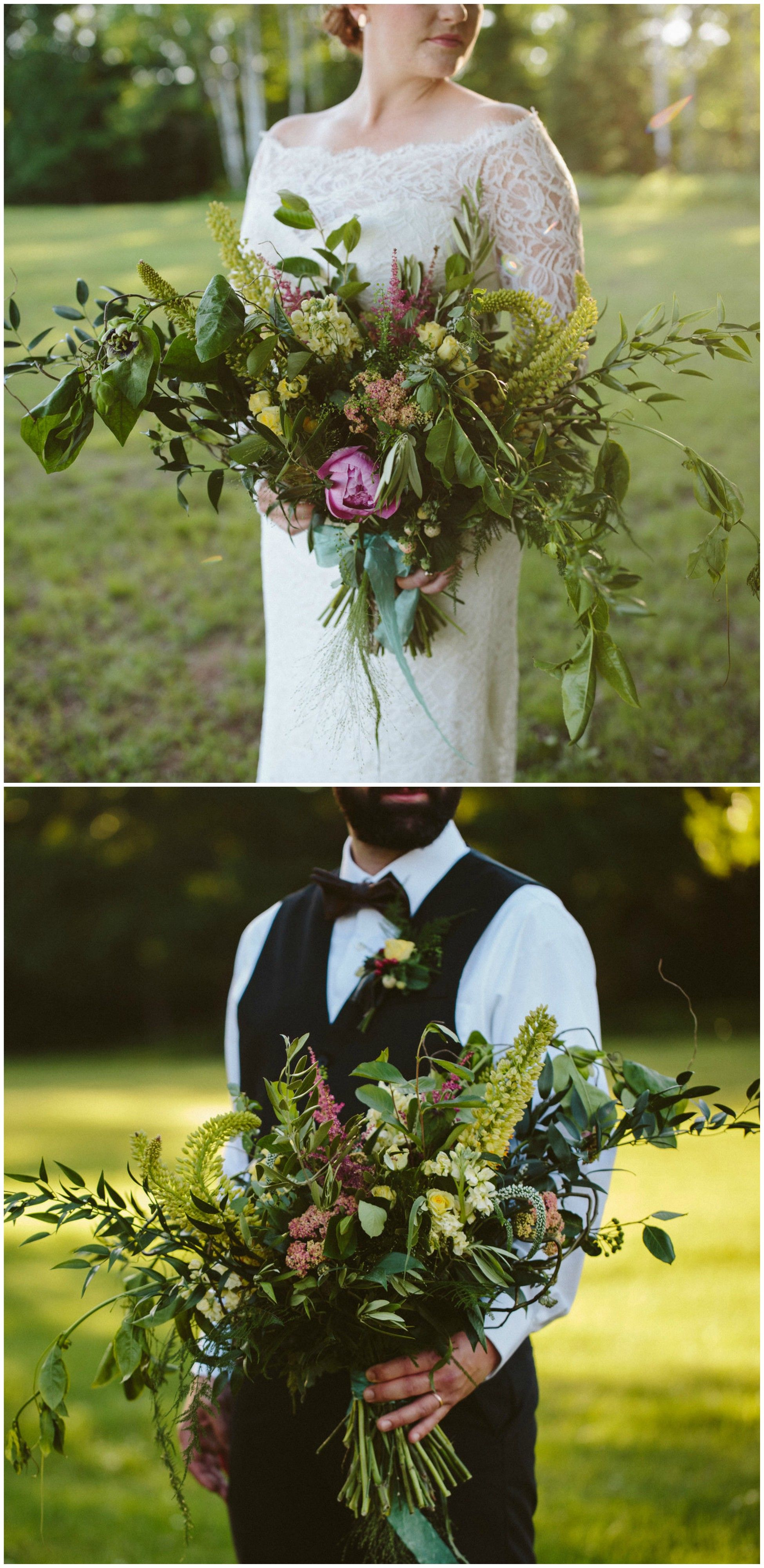 The smarter way to wed greenery wedding strawberries and wedding overflowing wedding bouquet loose leaves natural luscious greenery pink flowers mad mightylinksfo