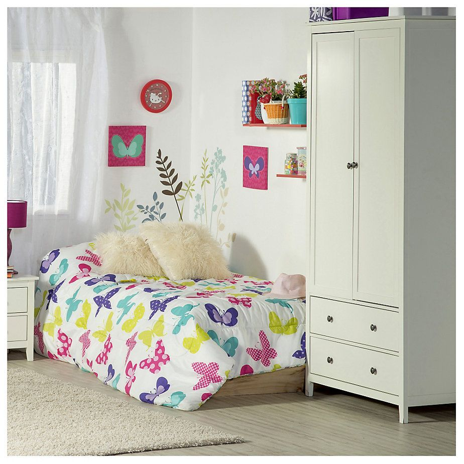 Just Home Collection Clset Praga 190x56x90 cm  Dormitorio infantil  Pinterest  Clset Dormitorios y Dormitorios infantiles