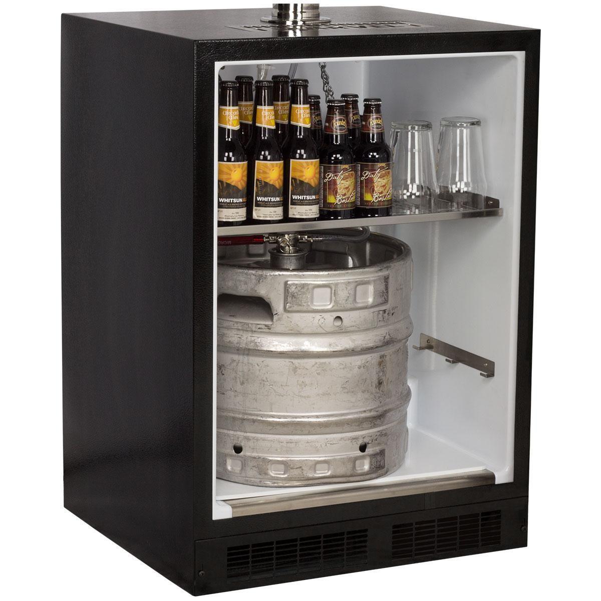 "Marvel 24"" Panel Ready, Single Tap BuiltIn Beer Dispenser"
