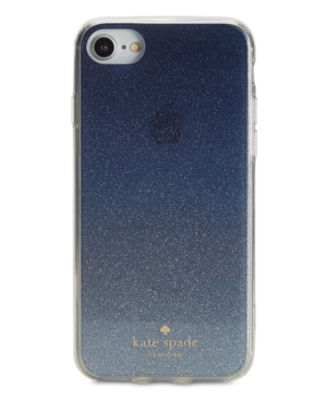 kate spade new york Glitter Ombre iPhone 8 Case - Blue   Iphone 8 ...