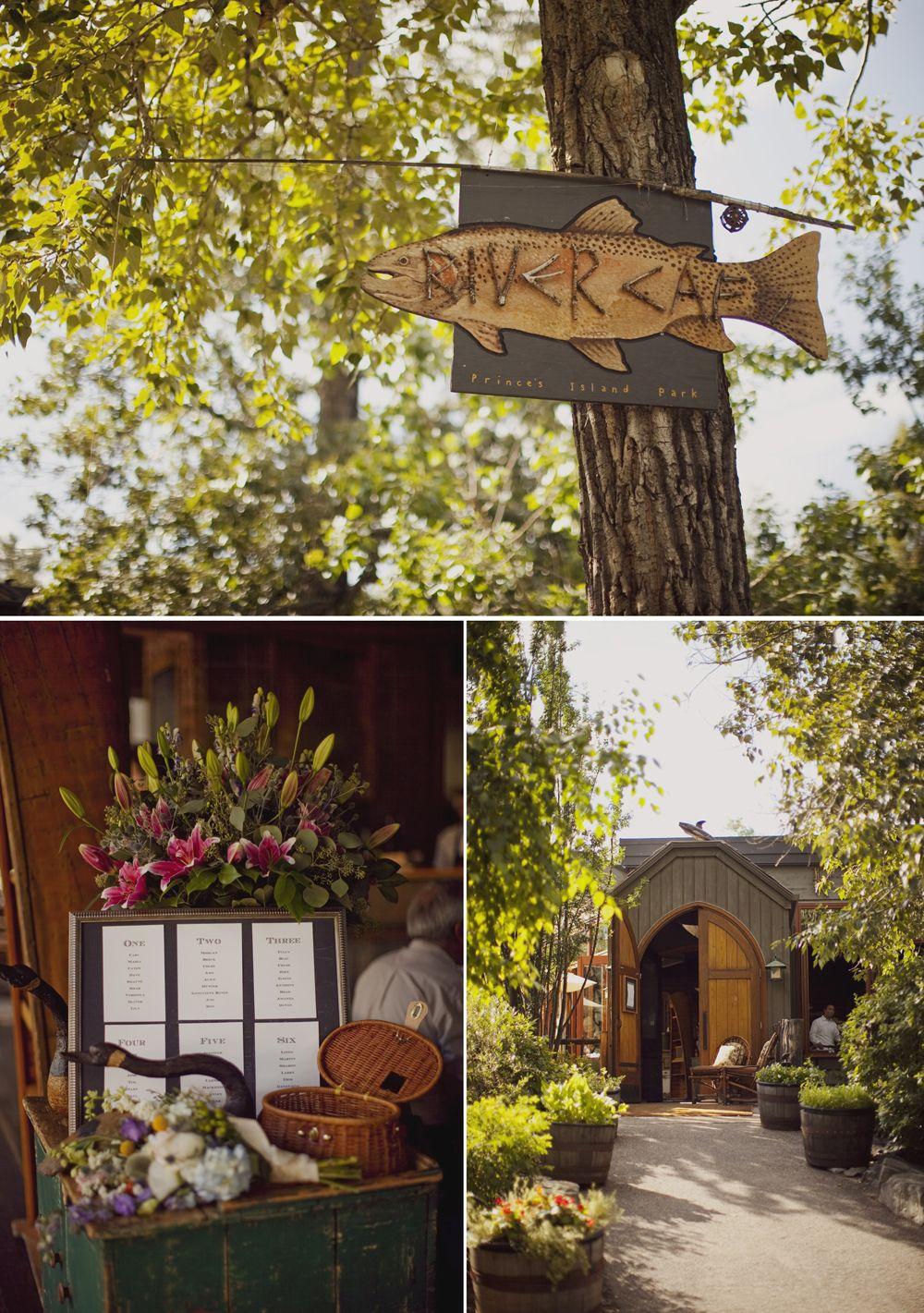 River Caf Wedding Princes Island Park Calgary