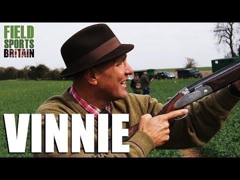 Forward Allowance Lead For Clay Target Shooting By Sunrise Productions Youtube Trap Shooting Vinnie Jones Britain