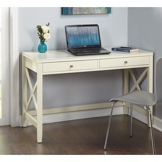 simple living anderson x desk julie s office pinterest simple rh pinterest com