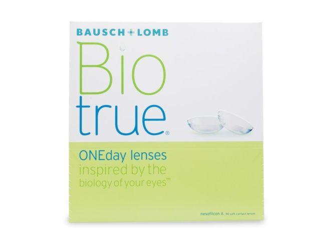 90f5ca4016b096 Lentilles de Contact BioTrue OneDay 90 Pack par Bausch   Lomb ...