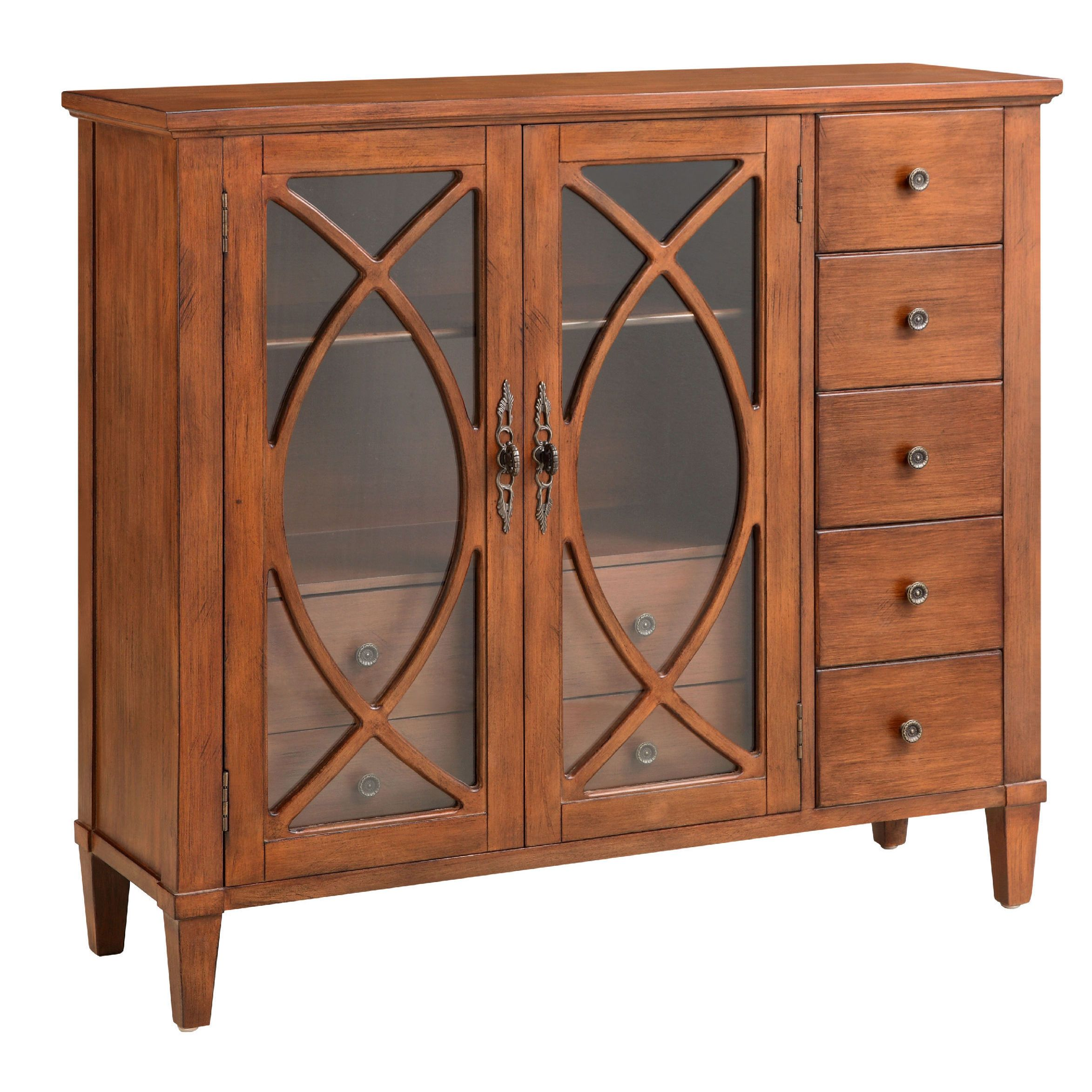add style and function to your space with the briley accent cabinet rh pinterest com