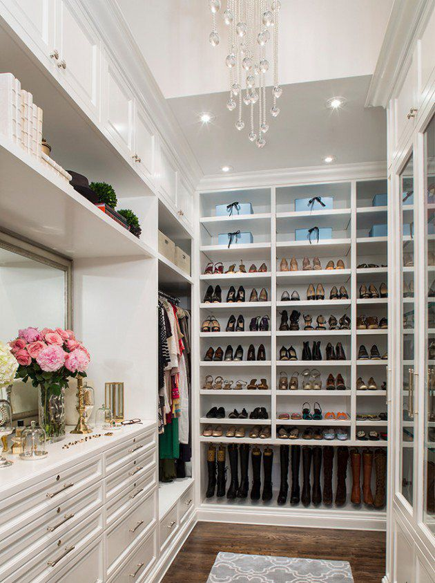 De Million dollar closet van Whitney Port