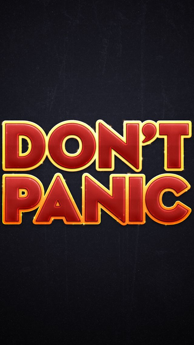 iphone 5 wallpaper 2 the hitchhiker s guide to the galaxy iphone rh pinterest com Cool iPhone Wallpapers Cute iPhone Wallpapers