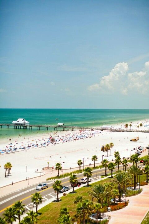1 OF 2 PINS: Clearwater Beach, FL…From Clearwaterbeach.com