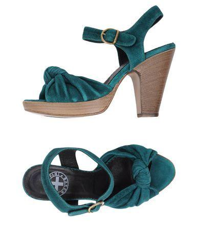 FIORENTINI+BAKER Women's Sandals Green 10 US