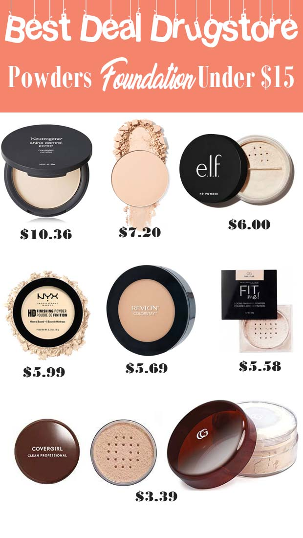 Best Deal Drugstore Powders Foundation Under 15 In 2020 Drugstore Setting Powder Drugstore Powder Foundation Drugstore Powder