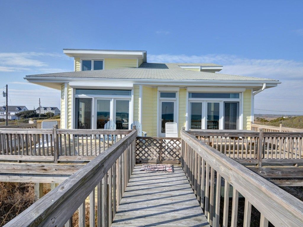 house vacation rental in north topsail beach from vrbo com rh za pinterest com