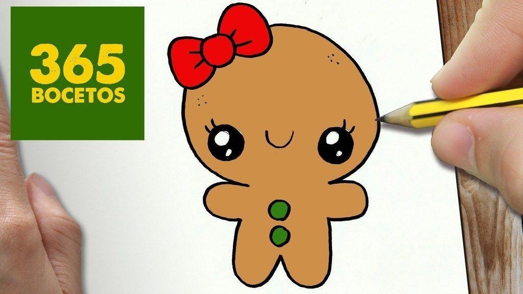 Dibujos De Navidad Kawaii Para Colorear Dibujos Kawaii Dibujos Kawaii Faciles Dibujos Kawaii 365
