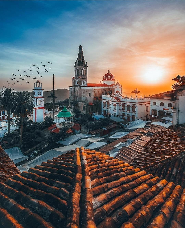 своего города мексики на картинках есть минус