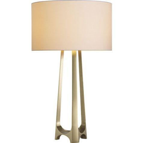 iron eye table lamp lighting lighting floor lamp baker furniture rh pinterest com