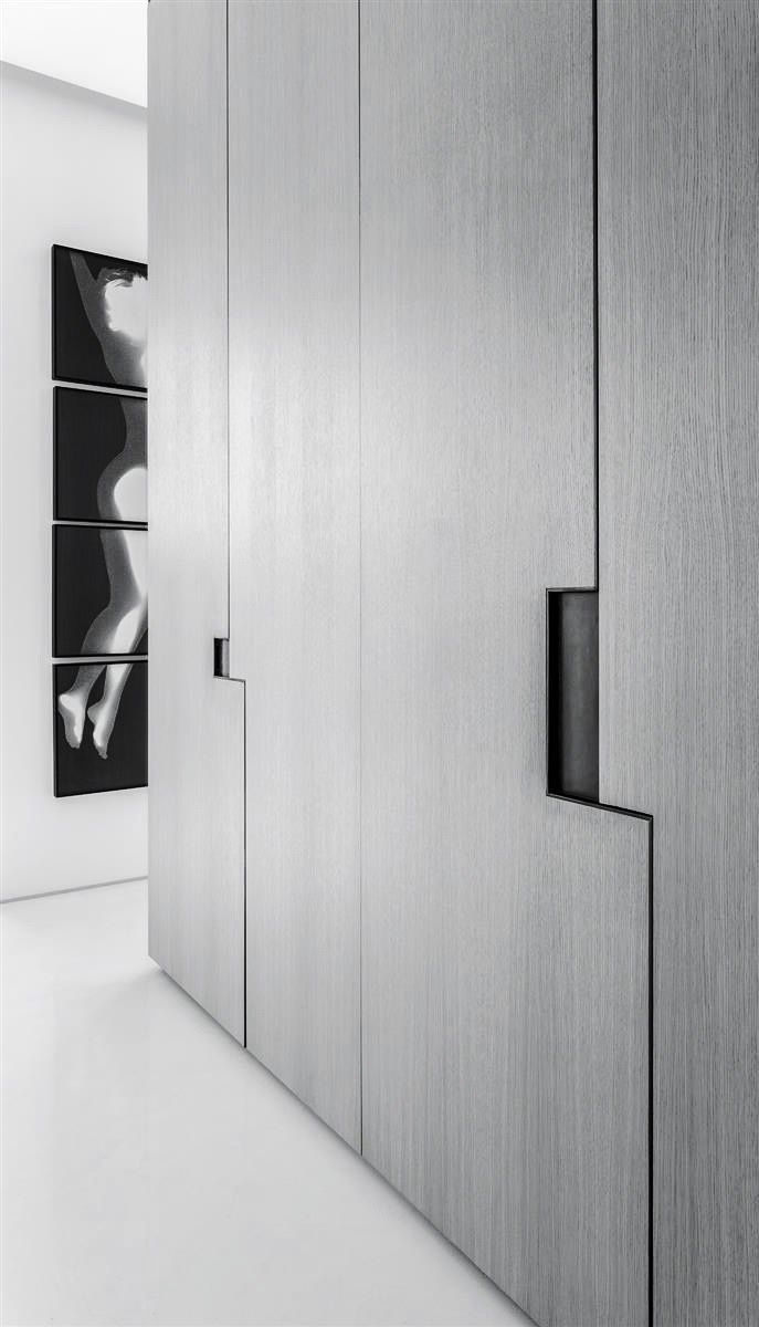 Pitsou kedem art collector apartment also detail wardrobe design rh pinterest