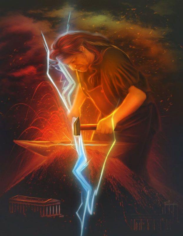 Hephaestus | Mythology and Mythological People | Greek gods