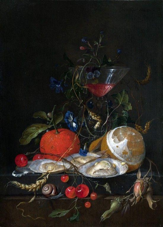 работы Jan Davidsz De Heem – 15: