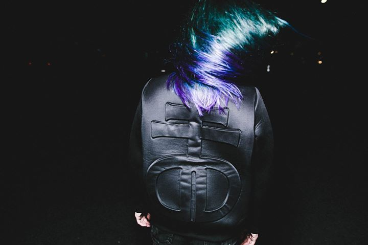 http://www.impericon.com/en/drop-dead.html  rainbow hair and neoprene. New stuff from drop dead in stock!!! Nomad- Oli Sykes finest.