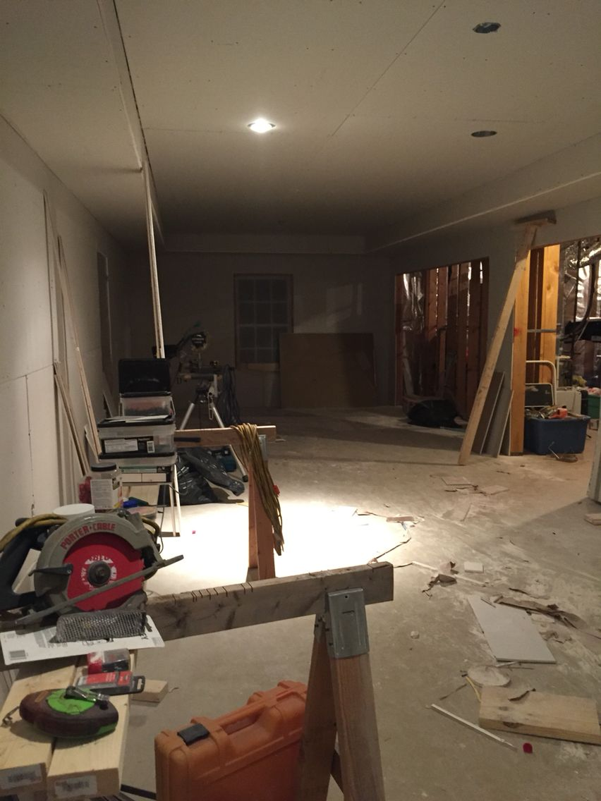Lovely Remodel Basement Floor