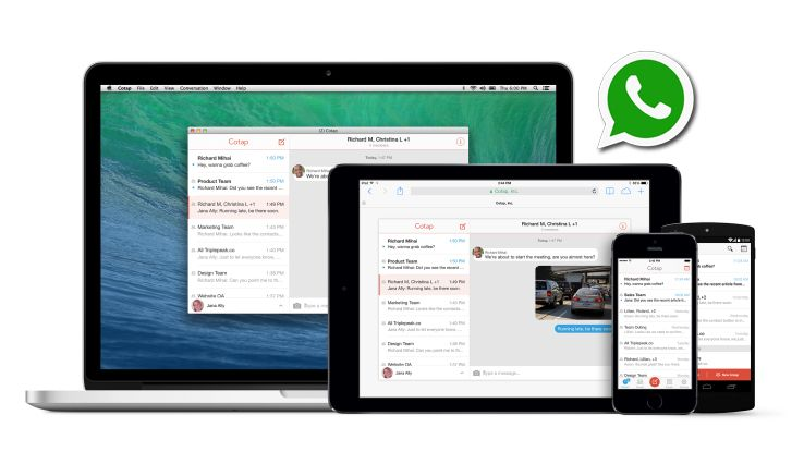 Whatsapp for pc app workplace ads
