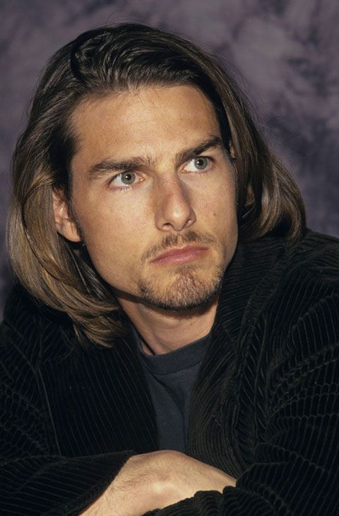 Pin By Frances Louise Hughes On Don T You Just Love His Hair Tom Cruise Long Hair Tom Cruise Young Tom Cruise