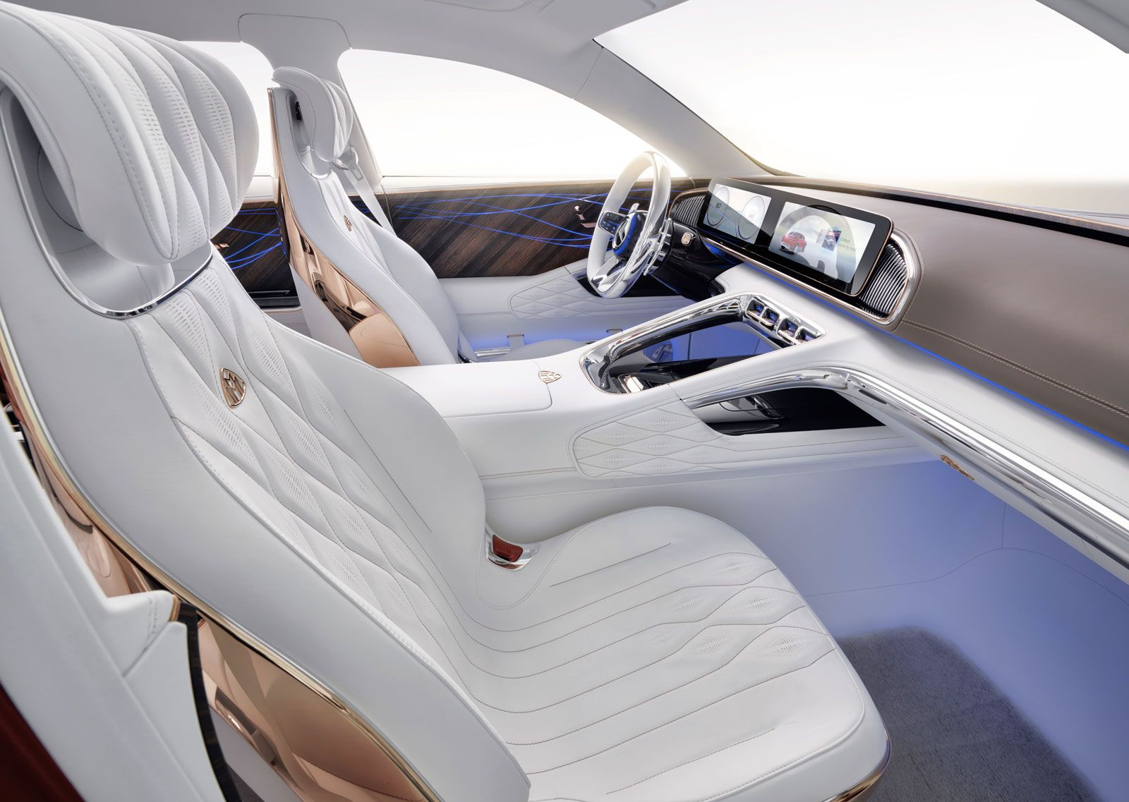 Vision Mercedes Maybach Ultimate Luxury Concept Interior 01 Jpg