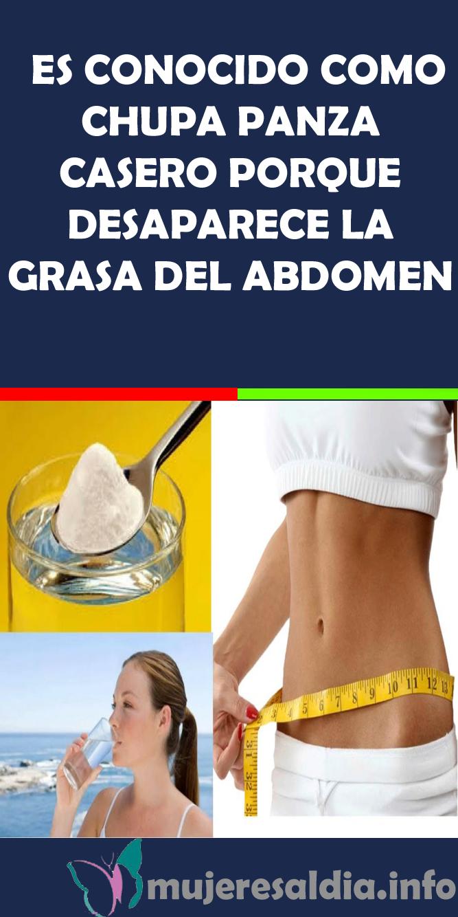Como adelgazar grasa del abdomen