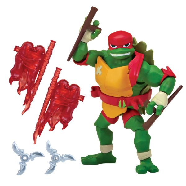 New York Toy Fair Rise Of The Teenage Mutant Ninja Turtles Figures Debut From Playmates