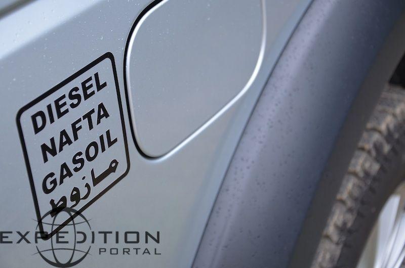 Diesel Sticker Overland Cars Land Cruiser Diesel Toyota