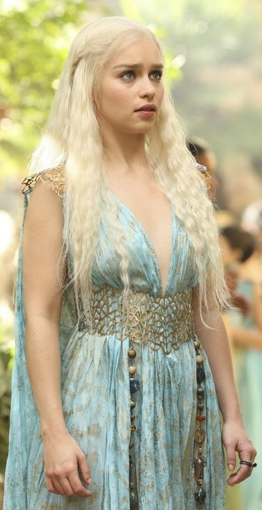 Daenerys\' Qartheen Gown from Game of Thrones   cosplay   Pinterest ...