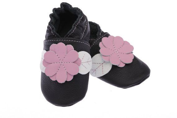 Infant Baby Girls Slippers Touch Fastening Rabbit Bootee Ankle Shoes Size