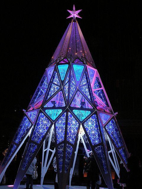 Christmas tree Christmas tree design, Cut glass and Christmas trees