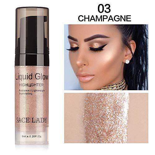 69f73aa67843 Clearance Sale!UMFun Liquid Glow Highlighter Lip Foundation Makeup ...