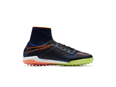 Zapatos negros Nike HypervenomX Proximo para hombre r8gPfs4
