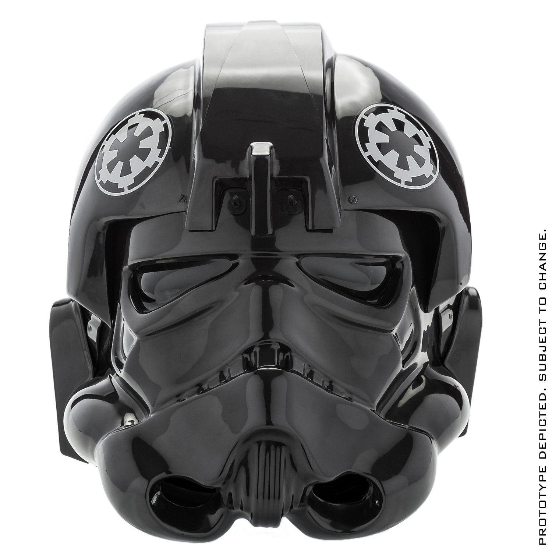 STAR WARS™ Imperial TIE Pilot Helmet Accessory | Star wars ... Tie Fighter Pilot Helmet