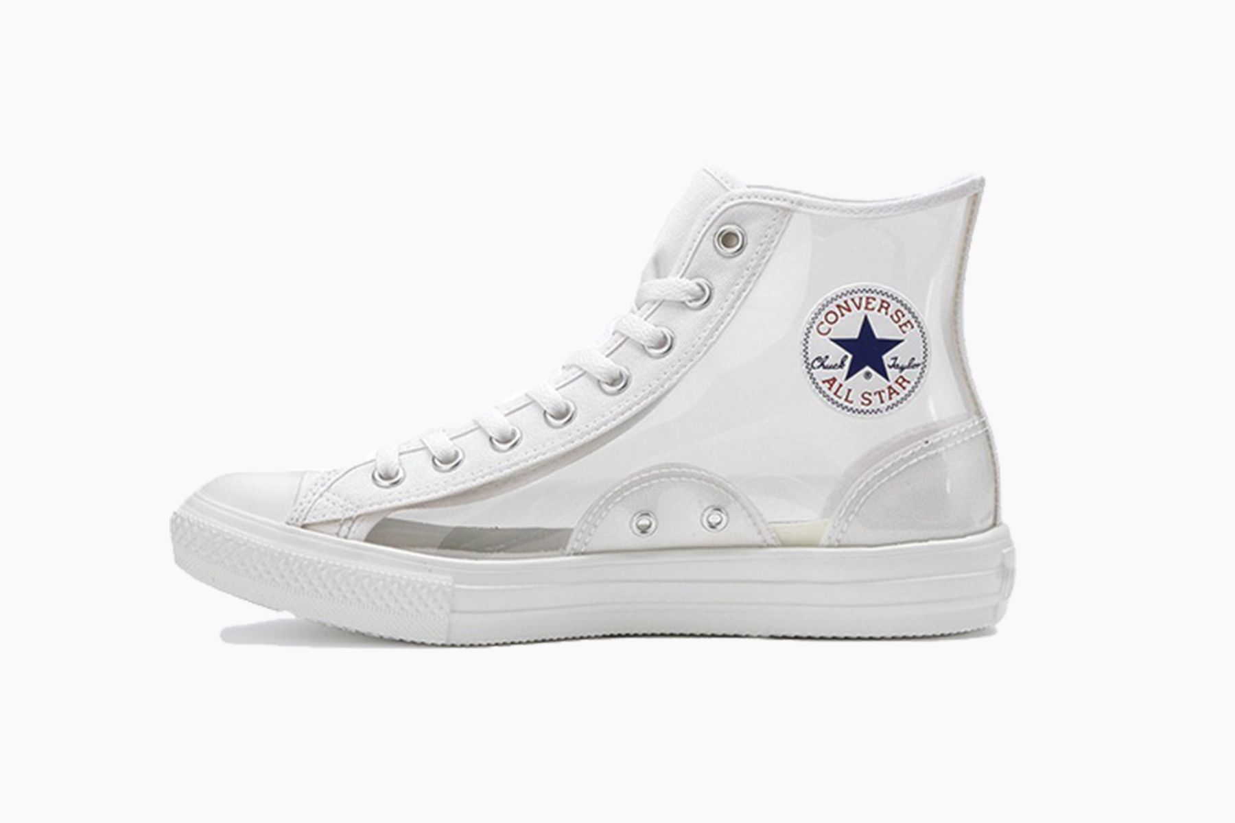 Converse Japan Chuck Taylor Light Clear Material Converse Clear Converse Me Too Shoes
