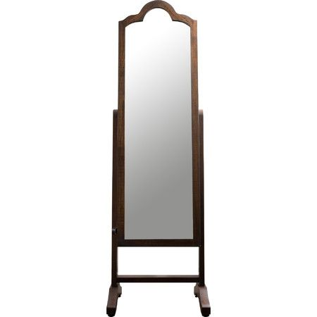Bella Mirrored Jewelry Armoire  at Joss and Main