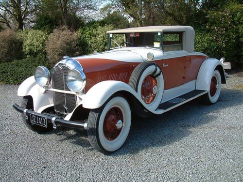 Auburn Auburn Roadster Sold Automobiles A Few