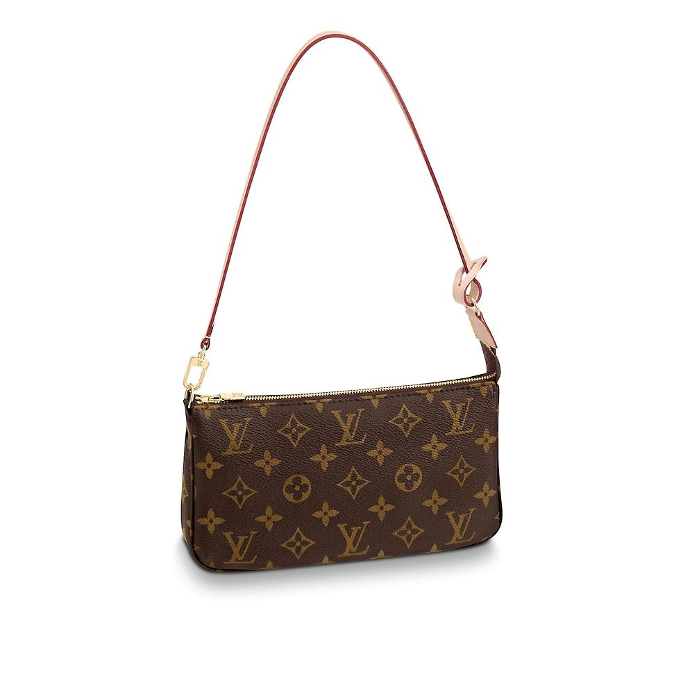 691ff2483b5 View 1 - Pochette Accessoires NM Monogram Canvas in Women s Handbags  Shoulder Bags and Totes collections
