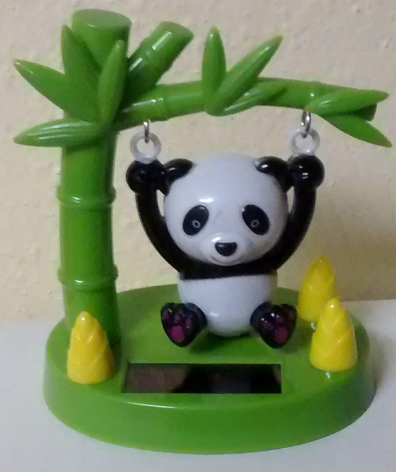 swinging panda Dancing toys, Dancing figures, Christmas