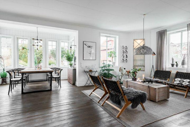 Einfacher Country Style Haus Wohnzimmer Haus Deko