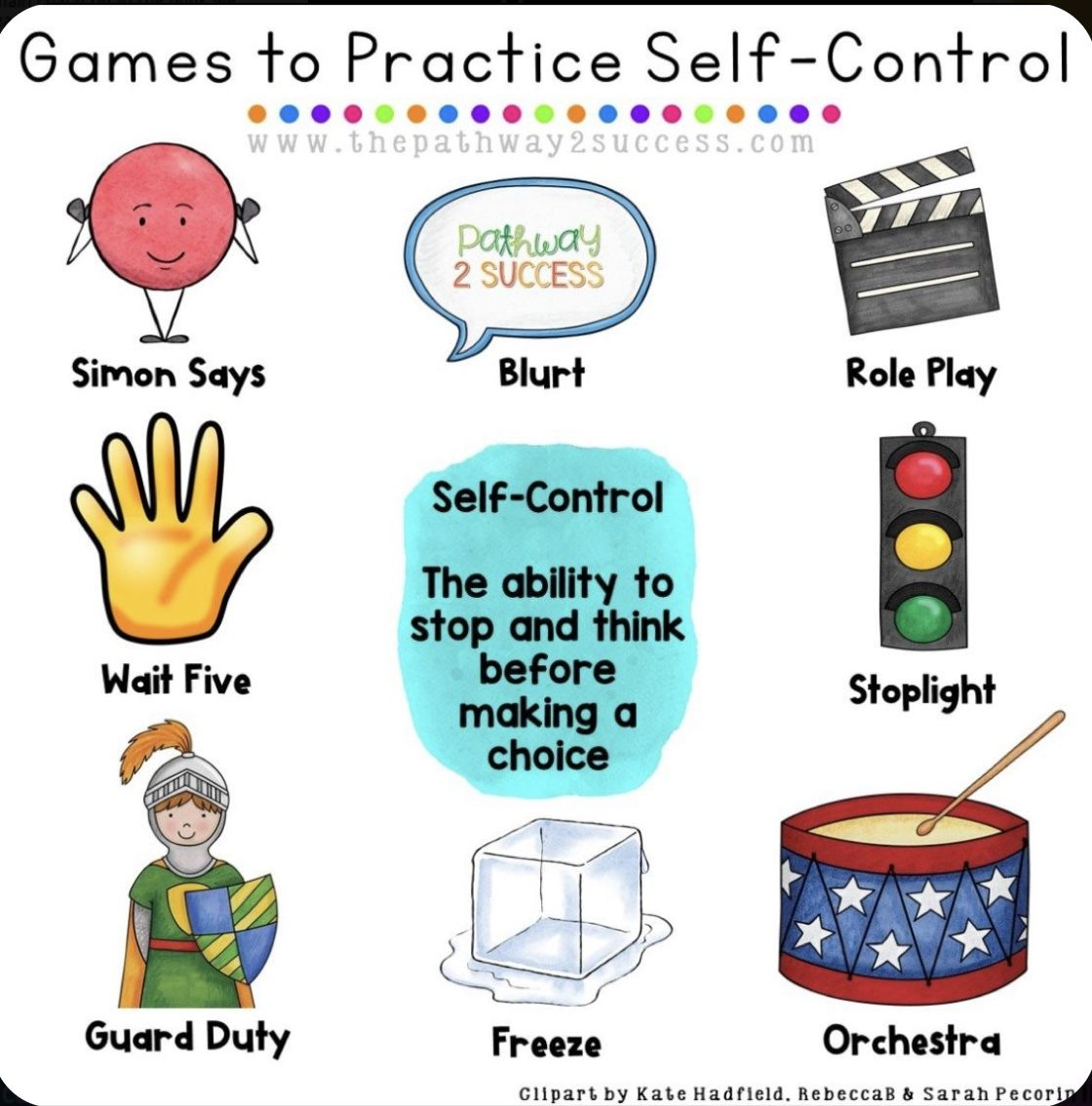 How To Help Grade Schoolers Gain Self Control In